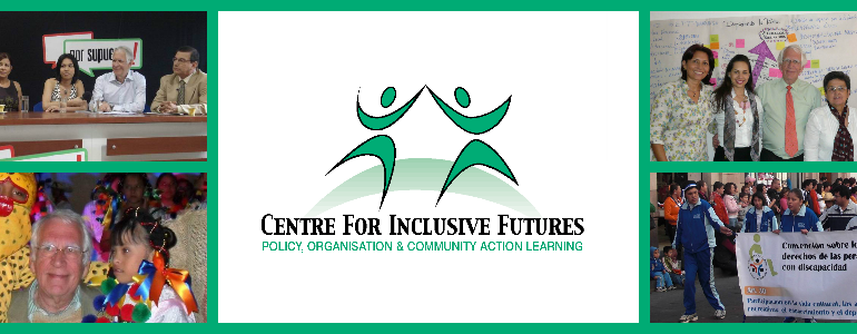 Logo del Centre for Inclusive Futures