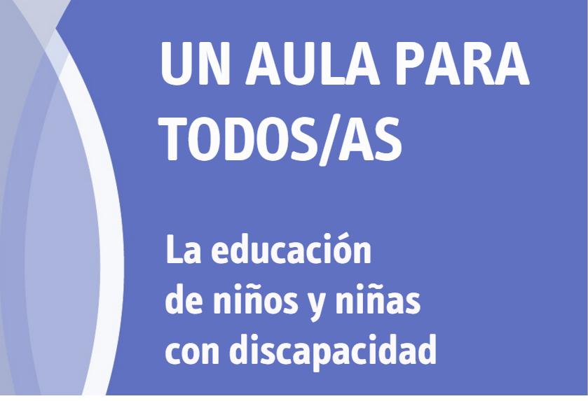 Argentina: una escuela para todos, ¿qué es la educación inclusiva?