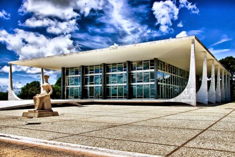 Imagen del Tribunal Federal Supremo de Brasil