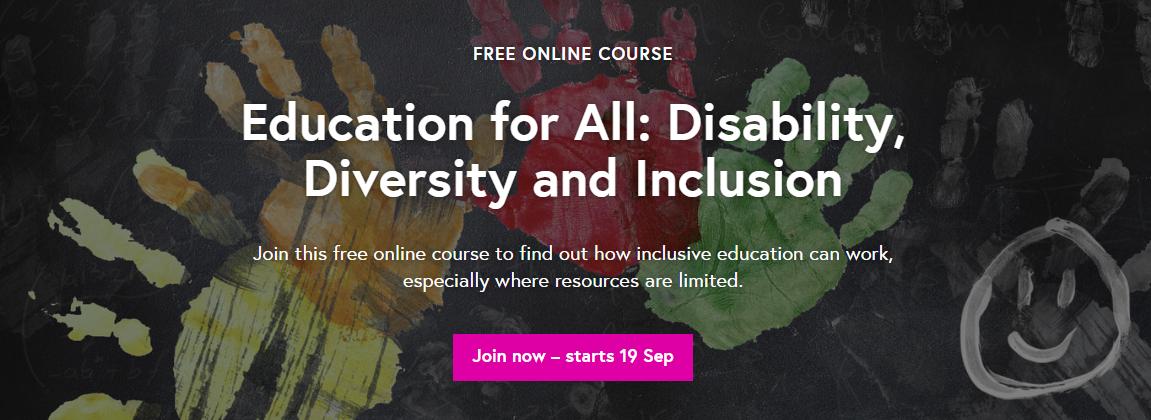 Educación para todes: discapacidad, diversidad e inclusión (con recursos escasos)