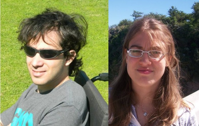 foto con la cara de las dos personas protagonistas de las historias