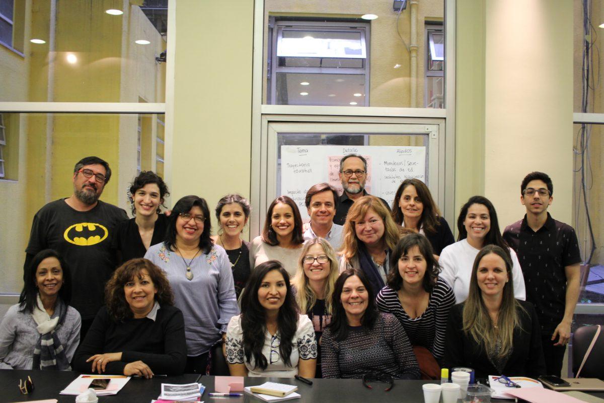 Encuentro de la RREI en Buenos Aires