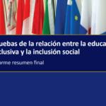 Una investigación realizada en Europa revela que la educación inclusiva conduce a una mayor inclusión social