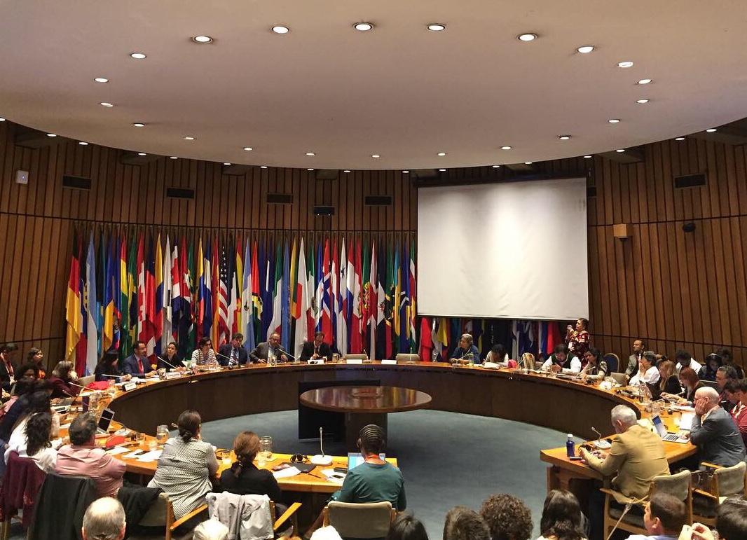 Participamos del Foro de los Países de América Latina y el Caribe sobre el Desarrollo Sostenible