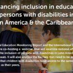 Participamos de un seminario virtual organizado por IDA y el GEM Report